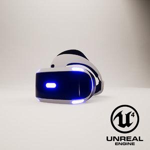 3D playstation vr