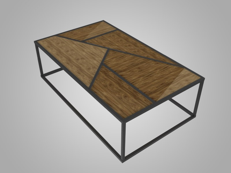 table coffee 3D