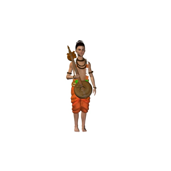 INDIAN SAINT/ RELIGIOUS CHARACTER