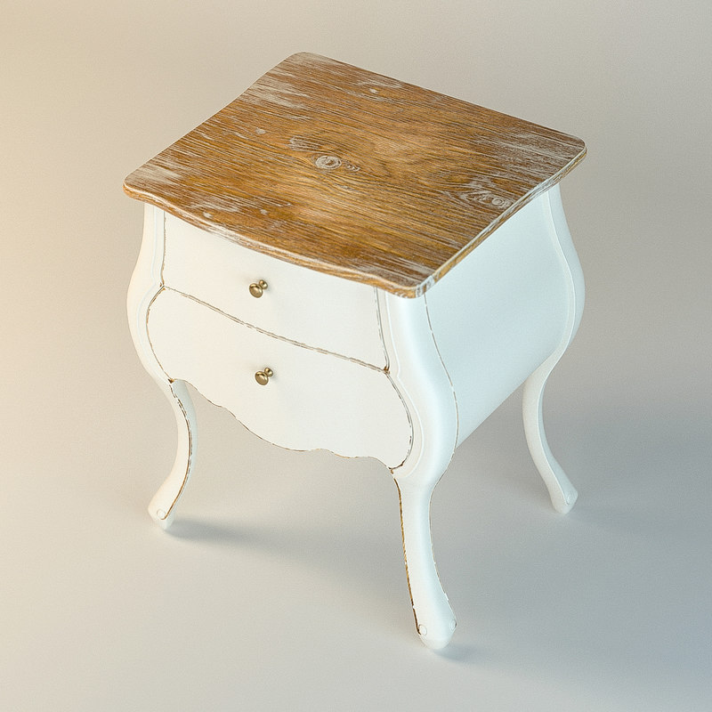 commode iceberg 3D model