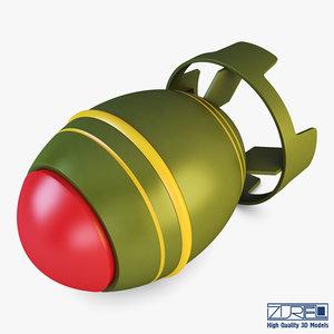 3D nuclear bomb v 1