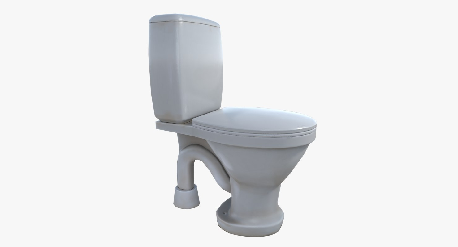 3D toilet games ready