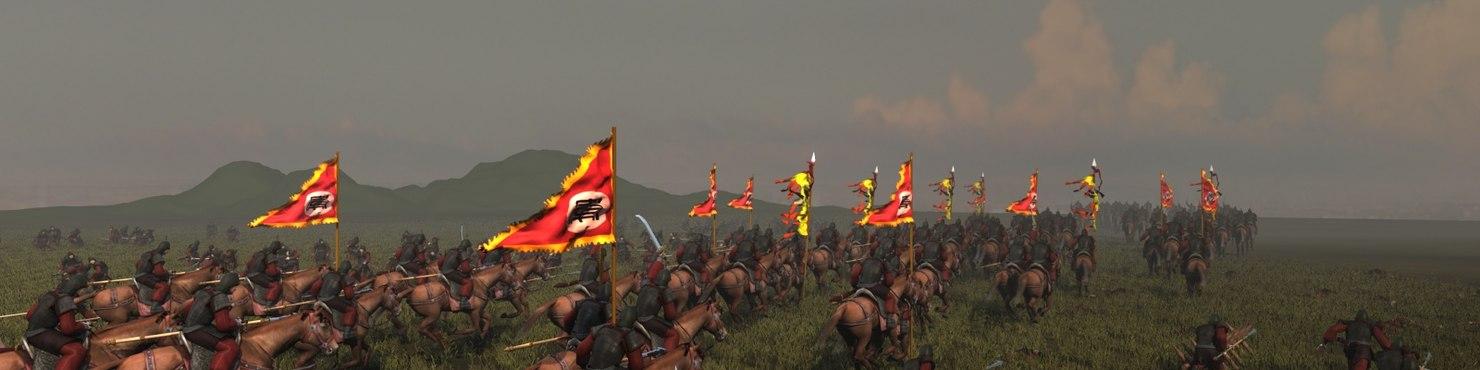 ancient war 3D model