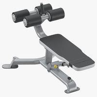 3D multi ab bench