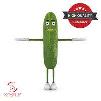 vegetable character model