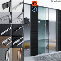 Doors for office and home - Rimadesio