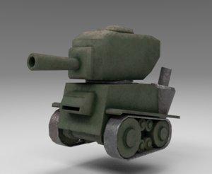 3D tank games