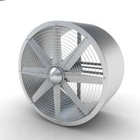fan large model