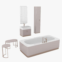 Bathroom Set Tailor Mitage Milldue 03