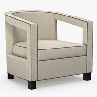3D jnl - lounge armchair