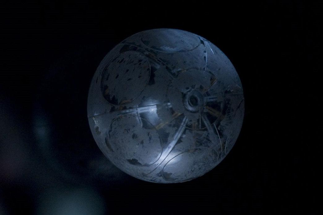 3D ball planet