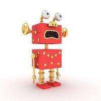 robot 3D