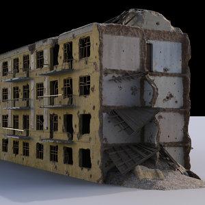 pavlov s house stalingrad model