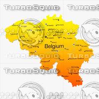 3D belgium decorative accessory
