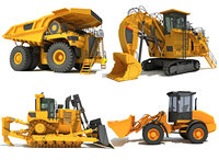 Mining Heavy Vehicles