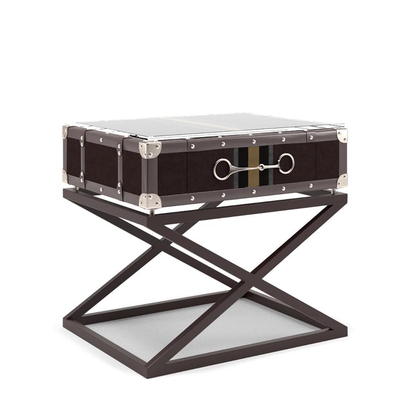 3D eichholtz table astoria