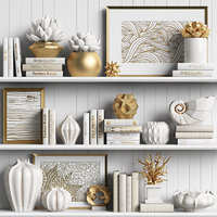 3D model decor set 14