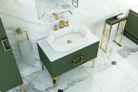 3D oasis luxury home bathroom furniture model