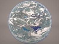 star war 3D model