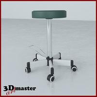 chair medical 3D