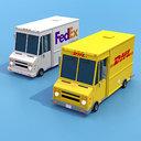 vehicle transport 3D model