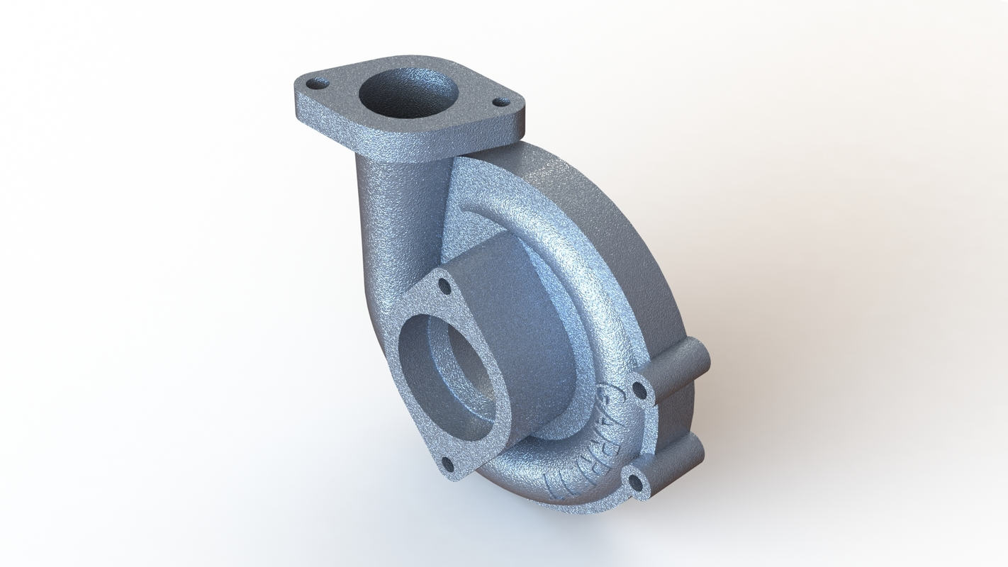 garrett gt2860r turbocharger compressor model