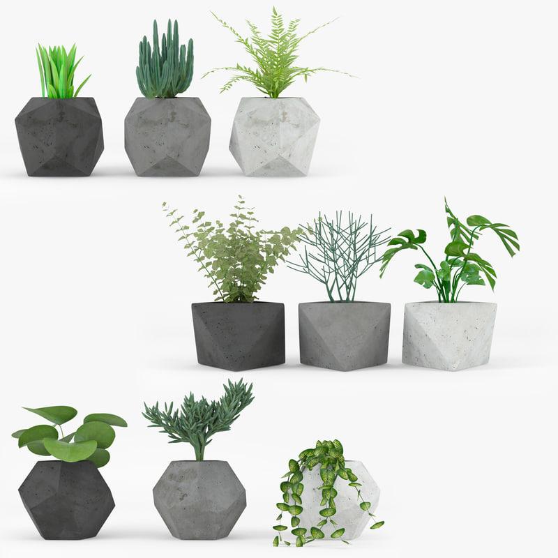 concrete plant 3D