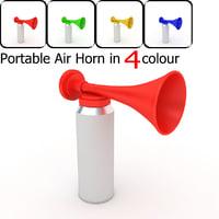 Portable Air Horn