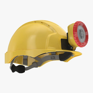 mining helmet light model