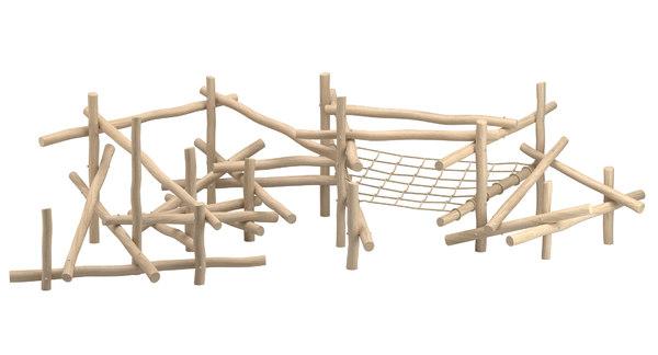 playground 2 3D model