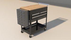 cart tool model