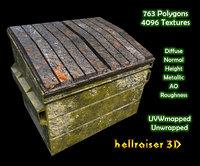 3D dumpster ready