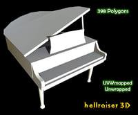 piano ready 3D