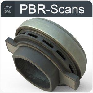 3D model clutch bearing luk
