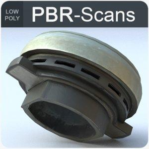 3D clutch bearing luk