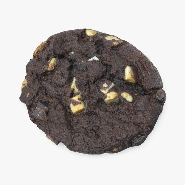 max triple choc cookie