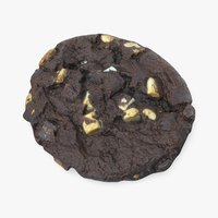 max triple choc cookie