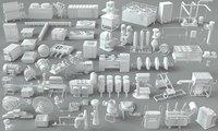 Factory Units-part-2 - 57 pieces