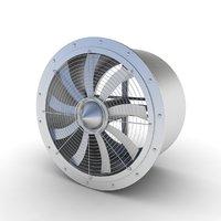 3D fan large