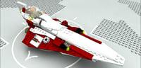 lego sw class 2 3D