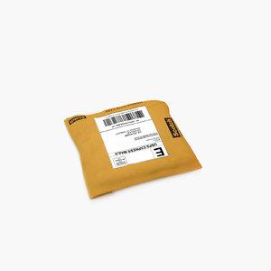 3D parcel 018