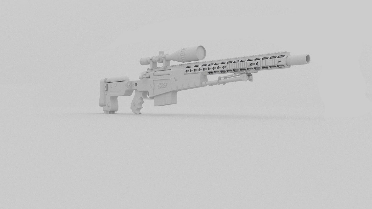 3D accuracy international 308