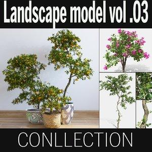 landscape vol 03 3D model