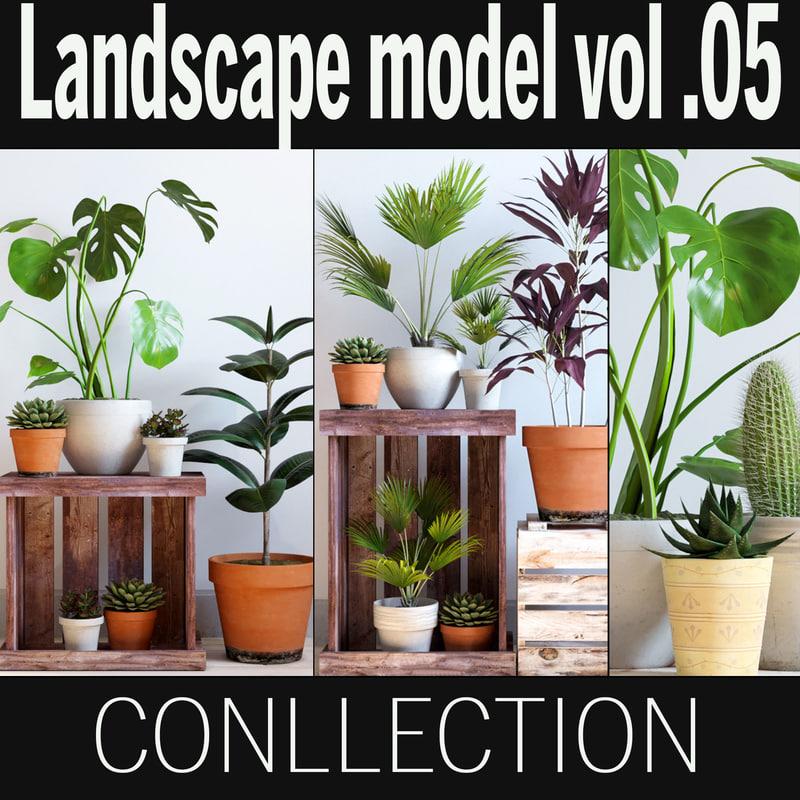 landscape vol 05 model