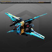 SF Fighter ZR5