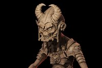 goblin ready print 3D model