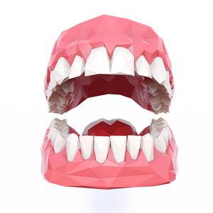 teeth 3D