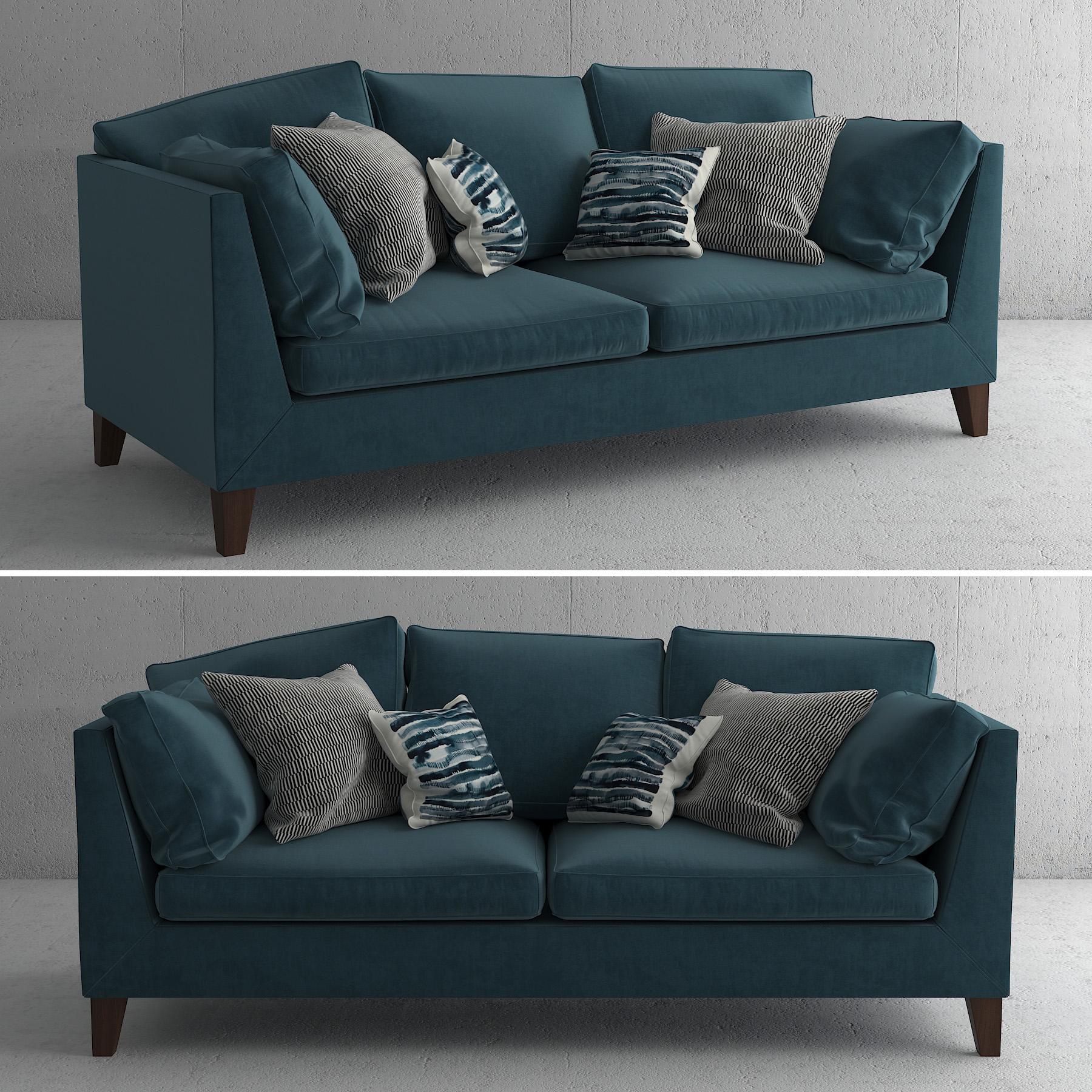 Sofa Cushions Stockholm Model
