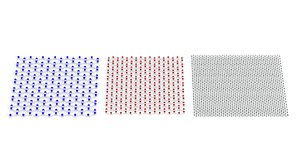 carbon nanotubes sheets model