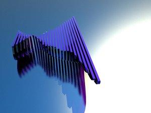 3D parametric shape